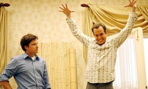 Will Arnett in Arrested Development with Jason Bateman