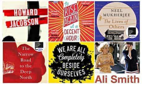 The Man Booker shortlist