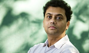 Writer Neel Mukherjee