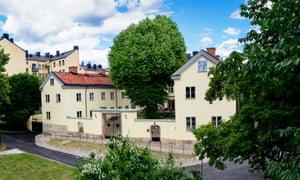 Hotel Hellstens Malmgård, Stockholm