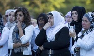 Peter kassig prayer vigil