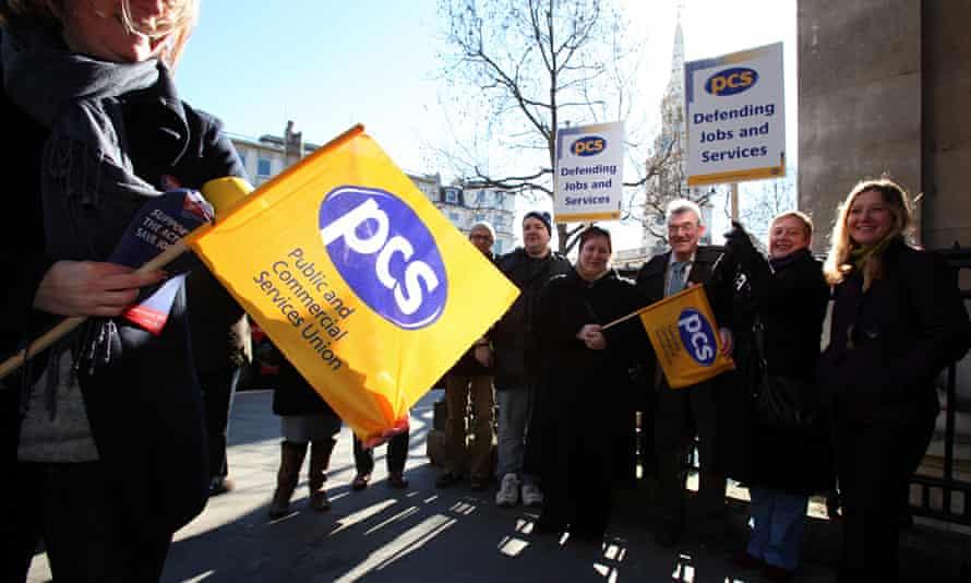 PCS members demonstrate