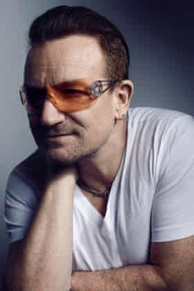Bono: 'I asked myself the hard questions about why I wanted to be in a band in the first place.'