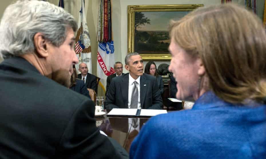 obama kerry power