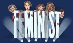 beyonce feminist illustration