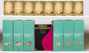 Fairtrade Porn Chickpeas Muesli Olive Oil