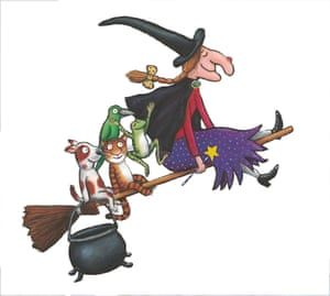 Room on the Broom: from book to stage | Children\'s books | The ...