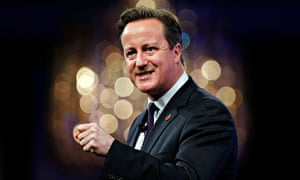 Britain's Prime Minister David Cameron speaks at the Confederation of British Industry annual confer