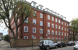 The England's Lane hostel