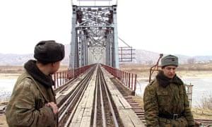 Druzhby bridge