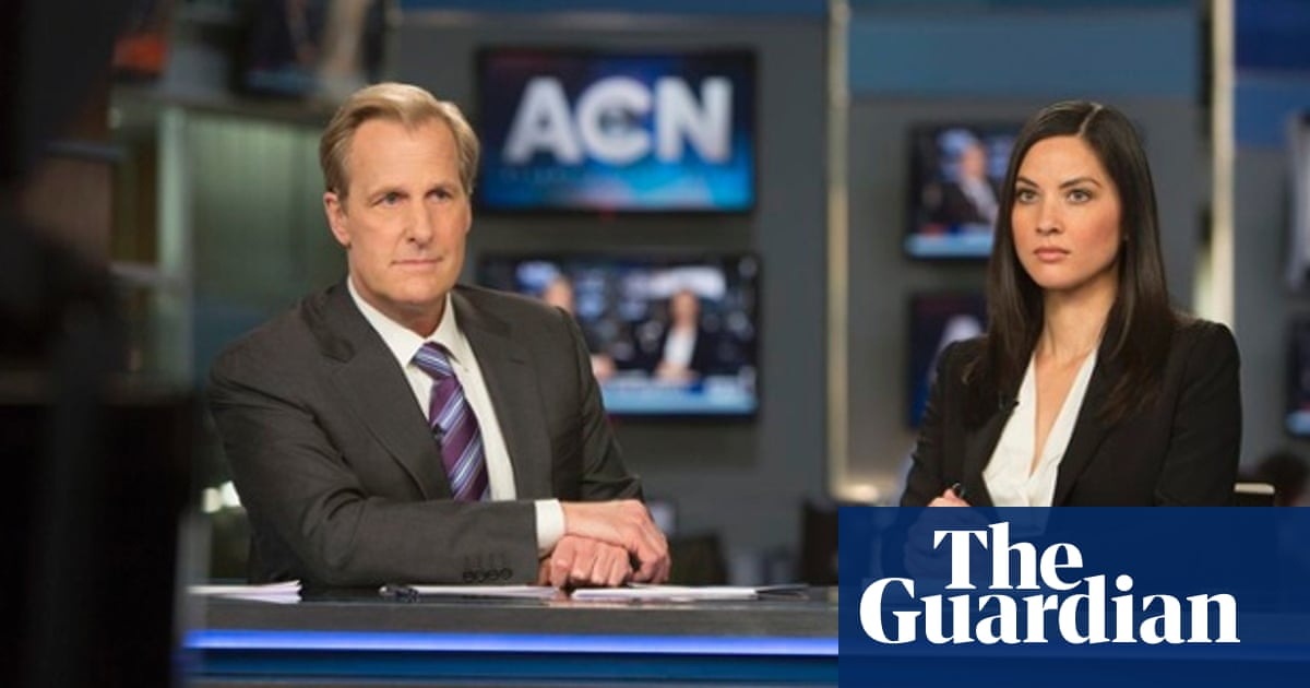 Breaking: The Newsroom is still as irritating as ever | Television