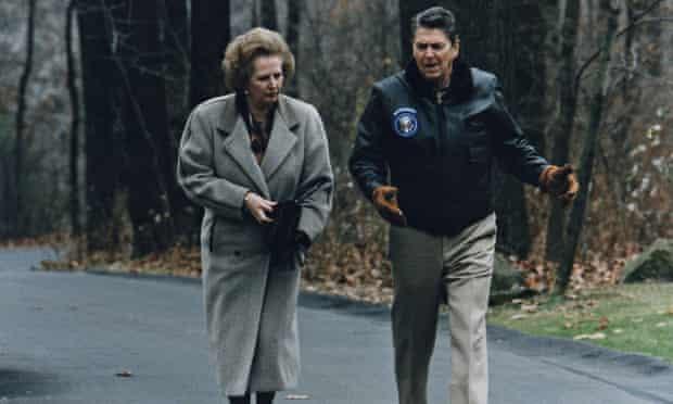 Reagan Thatcher wheatcroft