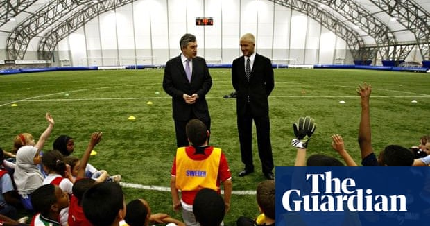 Curious Case Of The David Beckham Academy Now Being Ripped