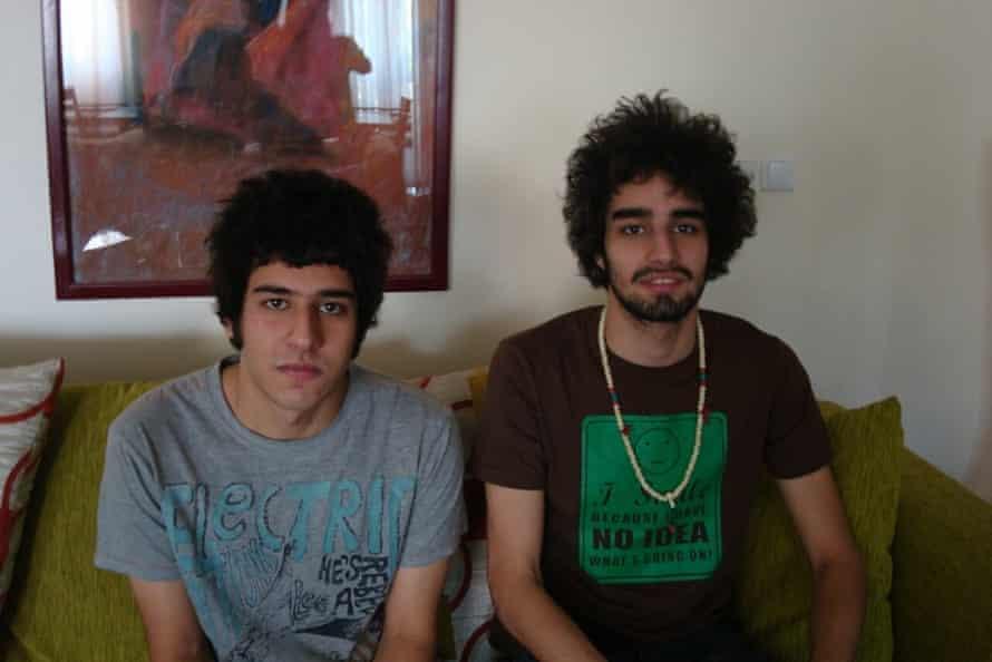 Arash and Soroush Farazmand