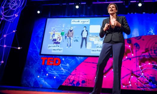 Mazzucato TED talk