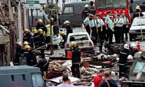 Omagh bombing 1998