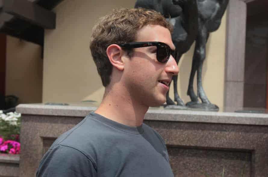 Mark Zuckerberg in 2011