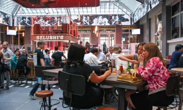 Belushi's Bar, Paris