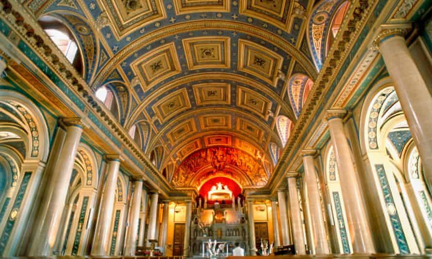 St Vincent de Paul, Paris.