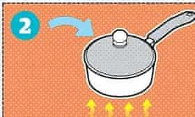 Heston's boiled egg
