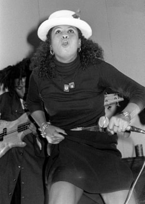 Neneh Cherry, 1984