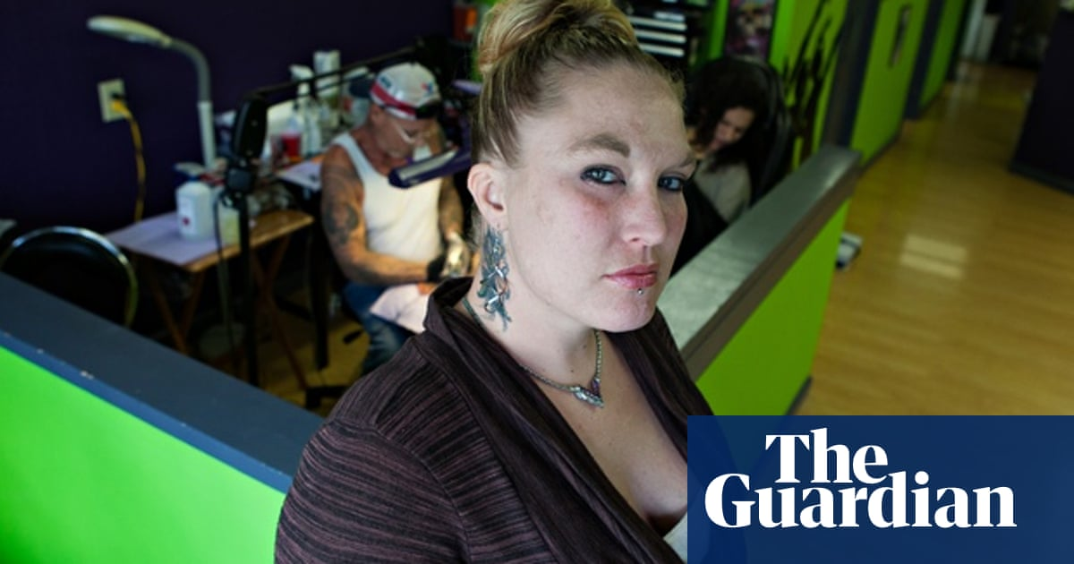 ffdb47f73 'I carried his name on my body for nine years': the tattooed trafficking  survivors reclaiming their past