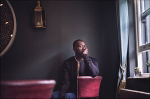 Lenny Henry by Guardian photographer Sarah Lee.