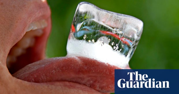 Why Eating Ice May Give A Mental Boost To People With Iron Deficiency Psychology The Guardian