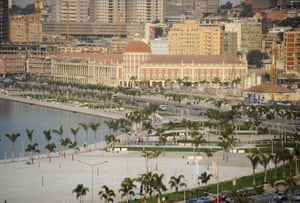 The Angolan capital Luanda is one of the most expensive cities in the world.