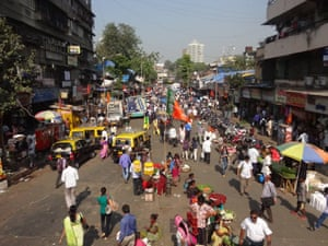 Mumbai street vendors: 'Cops work in shifts, so I have to