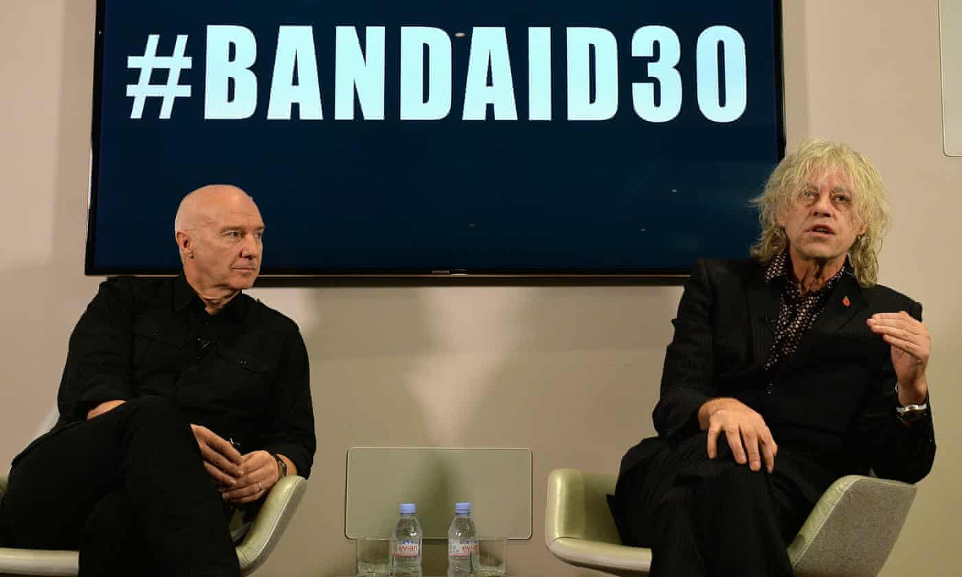 Band Aid 30: clumsy, patronising and wrong in so many ways