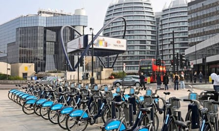 Silicon Roundabout in London is seen as the hub of the UK tech startup industry