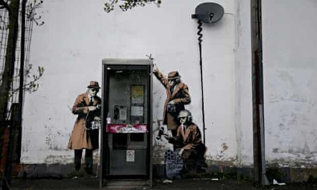 Graffiti in Cheltenham