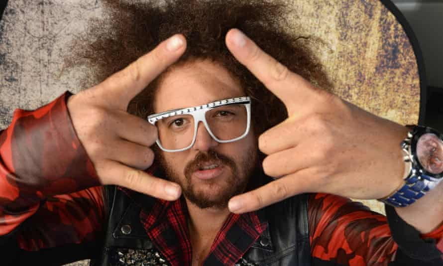 Redfoo joins Lil Jon and Enertia McFly on a controversial new song by Play-N-Skillz.