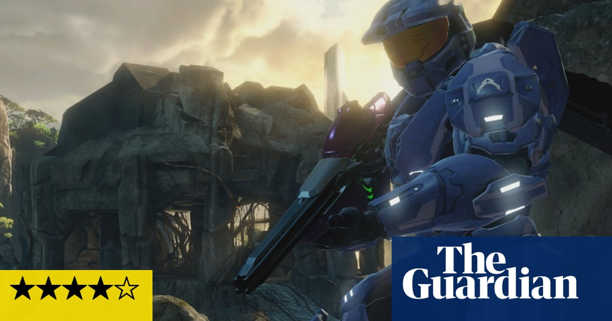 Halo The Master Chief Collection Review An Absolute