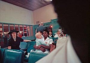 Airline Terminal, Atlanta, Georgia, 1956.