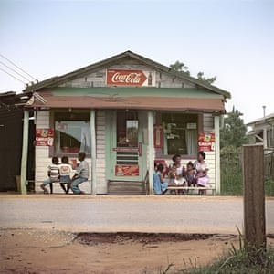 Store Front, Mobile Alabama, 1956.