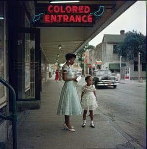 Department Store, Mobile, Alabama, 1956.