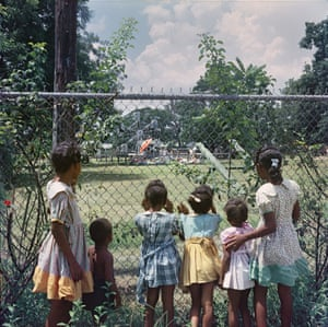 Outside Looking In, Mobile, Alabama, 1956.
