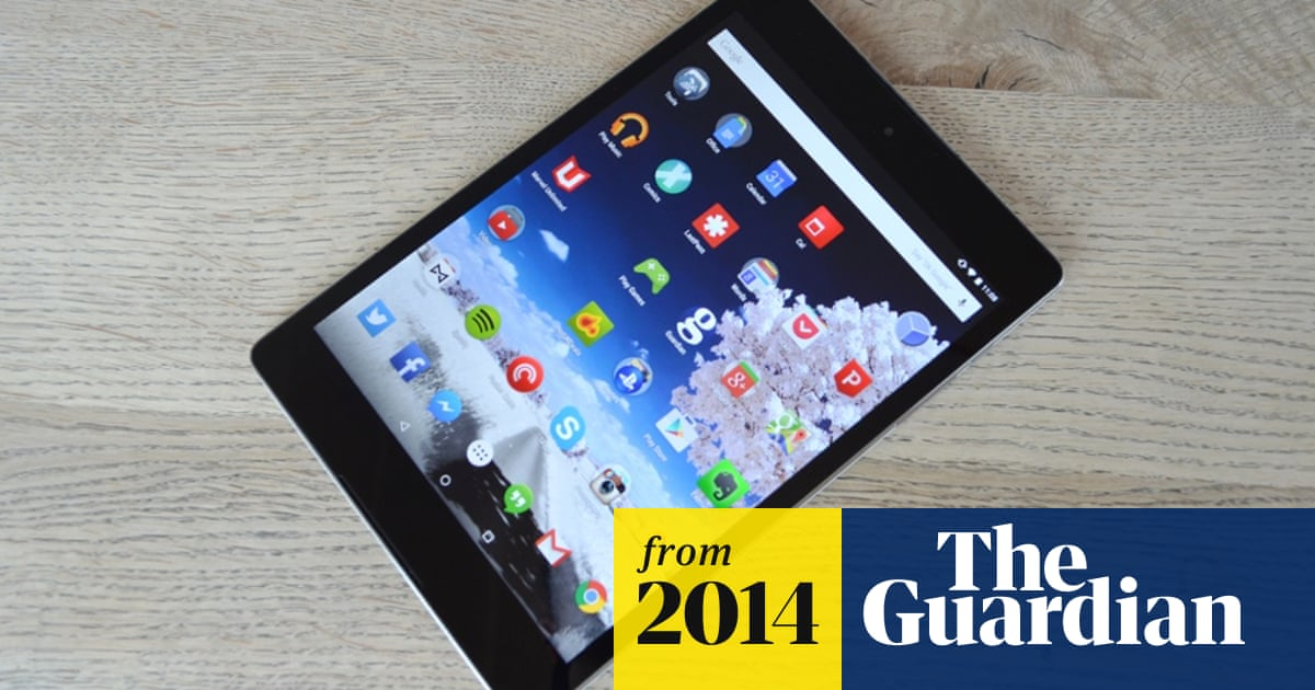 Google Nexus 9 tablet review: can't match Samsung or Apple