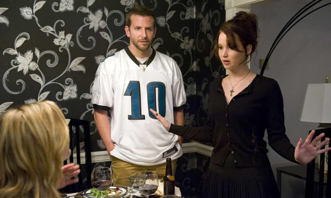 Silver Linings Playbook: my most overrated film