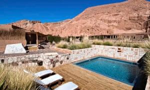 Chile, Antofagasta Region, Atacama Desert, San Pedro de Atacama, Hotel Alto Atacama