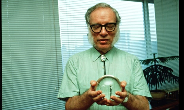 """the life and works of isaac asimov a science fiction writer Five books by the master of science fiction  trends in society and science fiction as reflected in asimov's works [isaac asimov] to science fiction""""."""