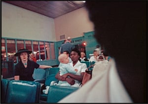 Airline terminal, Atlanta, Georgia, 1956
