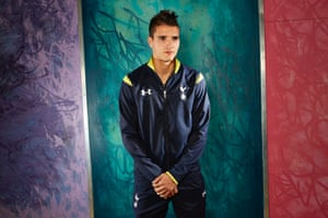 Spurs player Erik Lamela