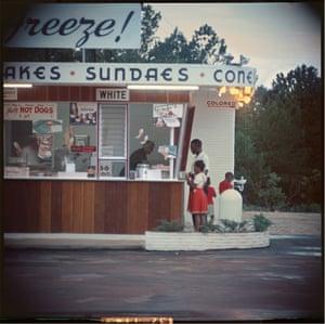 Gordon Parks segregation