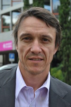 Daniel Vaughan-Whitehead