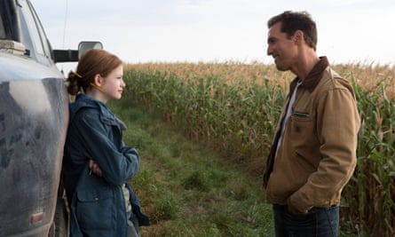 The Carhartt jacket from new film, Interstellar
