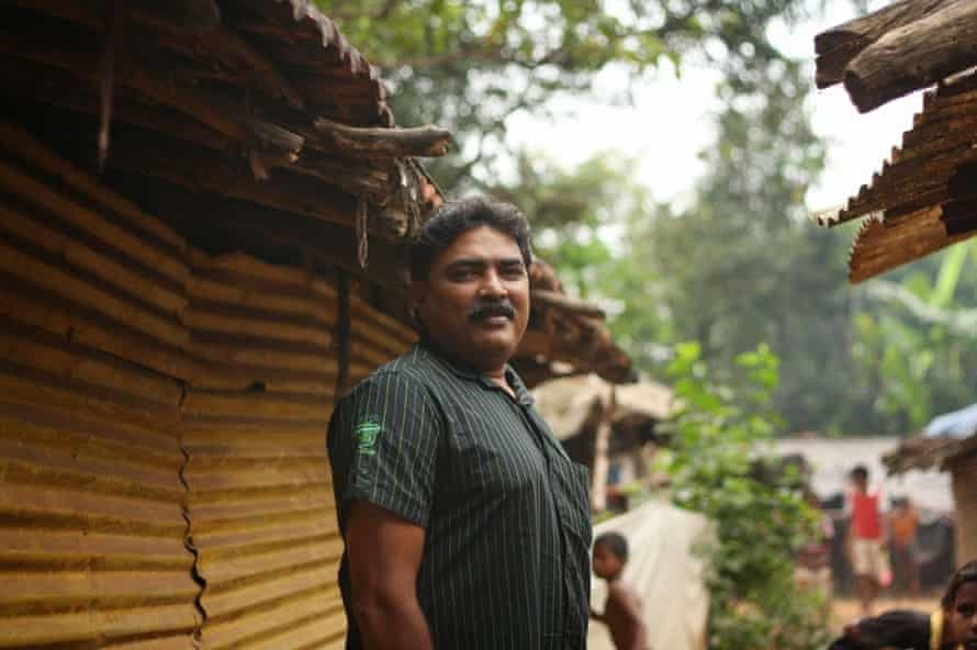 Krishna Tiwari, a wildlife researcher and conservationist grew up just outside the SGNP.