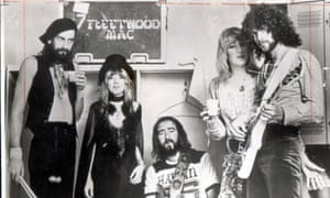 Mick Fleetwood, Stevie Nicks, John McVie, Christine McVie and Lindsey Buckingham.
